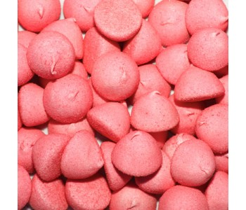 Paint Balls Sugar Coated Red Marshmallows - 900g Bulk Pack
