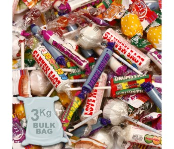 Swizzels Variety Retro Sweets Mixed Assortment - 3Kg pack