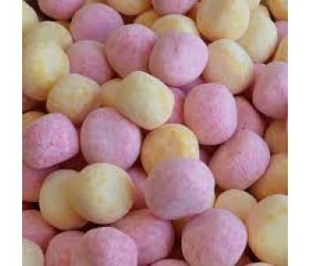 Rhubarb and custard Bon Bons - 3 Kg Bulk Pack