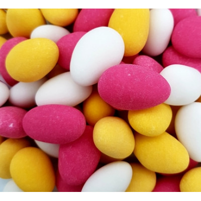 Sugared Almonds - 3 Kg Bulk Pack