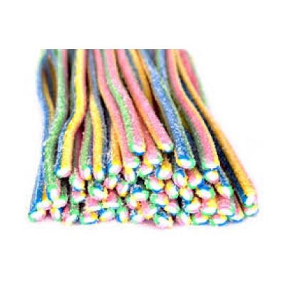 Vidal Fizzy Rainbow Pencils - 100 Pack